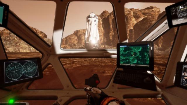 Martian-VR