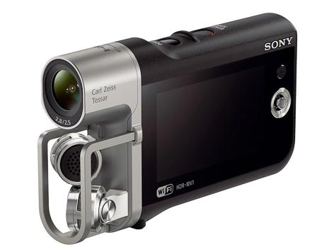 Sony HDR-MV1 Music Camcorder (4)